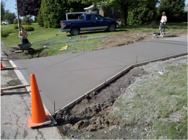 Pittsburgh Concrete Contractors