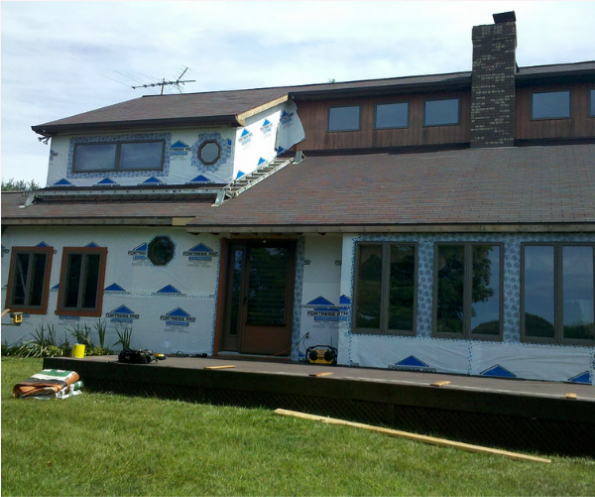 Siding contractor in Pittsburgh